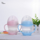160ml Baby Feeding Water Milk Bottle infant Cups Sillicone Duck Mouth Cup Leakproof Portable Training Drinking Water Bottle