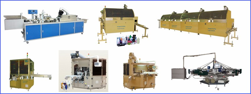 full automatic pens/medicine soft tube screen printer with IR dryer system