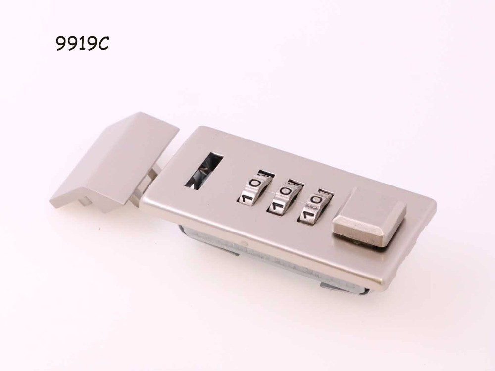 Superior quality custom design Notebook Code Lock,Combination bag Lock