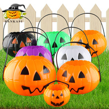 Decorativo <span class=keywords><strong>Halloween</strong></span> PP Staccabile Zucca di <span class=keywords><strong>Halloween</strong></span> <span class=keywords><strong>Secchio</strong></span>