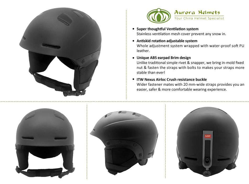 High Quality Snowboard Helmet 6