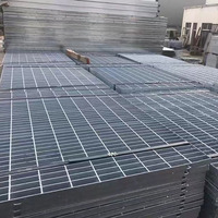 5mm Hot galvanized carbon steel grating floor drain