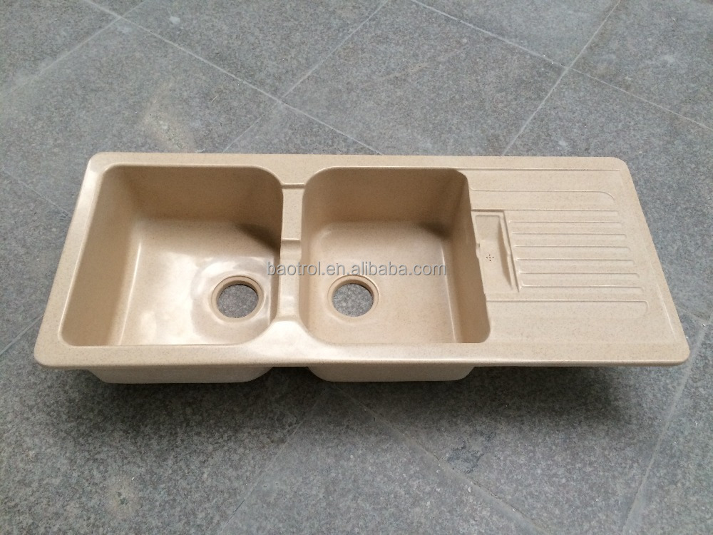 China Manufacture Acrylic Solid Surface Kitchen Sink,Reasonable ...