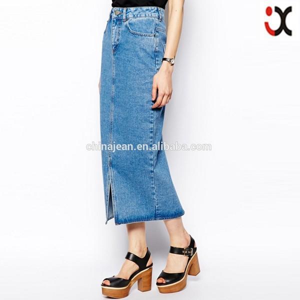 ee816465b Últimas Elegante Trajes Diseño Las Mujeres Falda Jxq197 - Buy Largo Falda  Jeans,Mujer Larga Falda Jeans,Diseño Mujeres Larga Falda Jeans Product on  ...