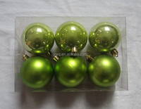2016 Transparent acrylic christmas ball giants, christmas crystal ball