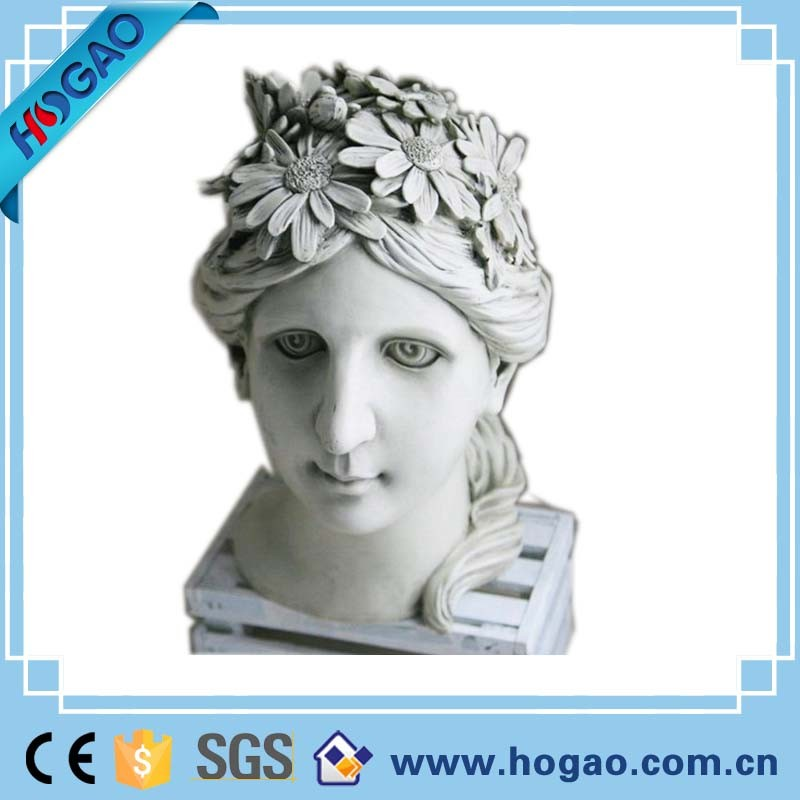 Europe Style Resin Craft Antique White Polyresin Angel Figurines