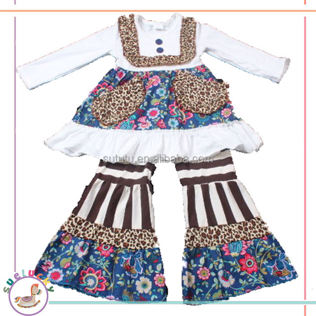 a978927b2a45 Long sleeves with ruffles bib and puffy pants pakistani new style dresses  kids children clothes baby