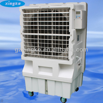 Portable 12000m3 H Airflow Livestock Rearing Tropicalized