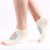 Wholesale Stock Product Five Grip Compression Toe Yoga Socks