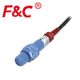 M12 24V 3 wires non-contact capacitive proximity sensor and water detection sensor with CE