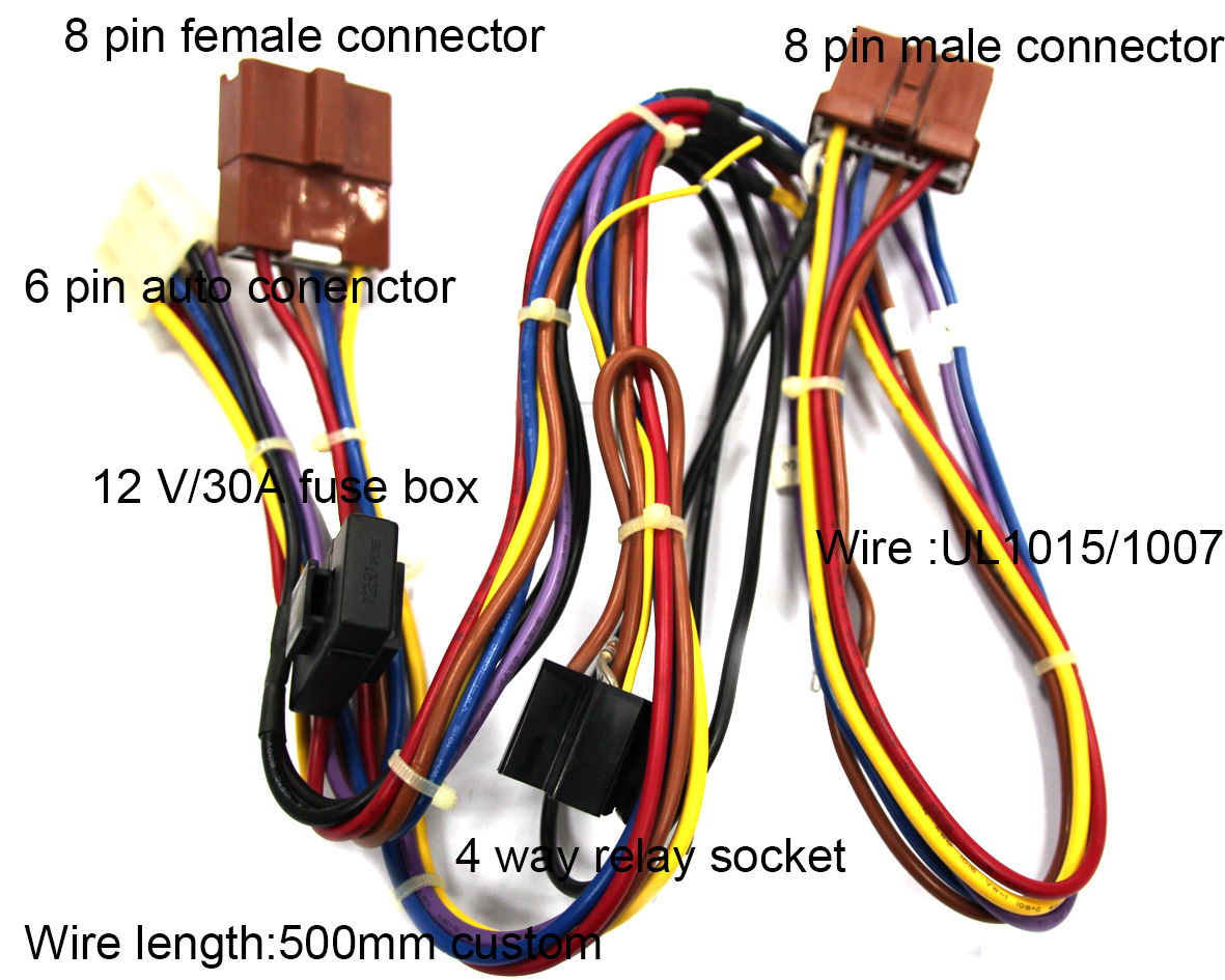 oem automotive wire harness