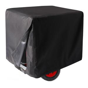 Durable Universal Waterproof Portable Generator Cover Made of 600D Polyester Fabric with PVC Coating