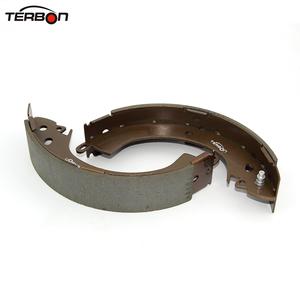 Auto parts brake shoe machine relining semi-metallic