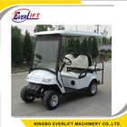4 Seat Four Passenger Capacity Electric Golf Cart for Hunting