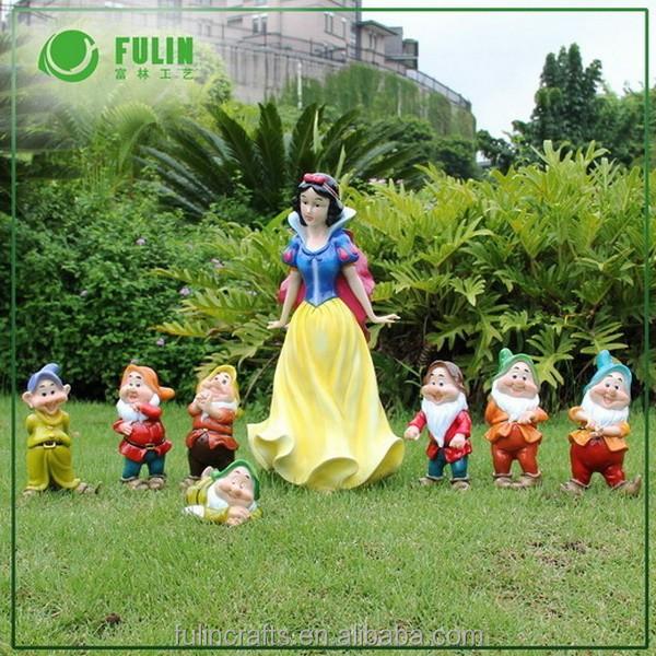 Siete enanos los siete enanitos siete enanitos de jard n for Enanos jardin
