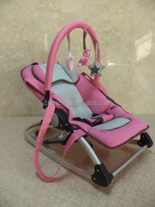 easy folding rocker with alum pram