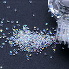 Crystal wholesale mini zircon diamonds for nail art beauty