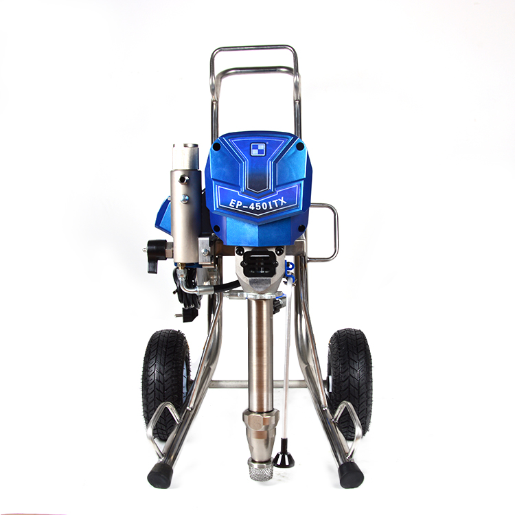 EP450ITX Electric airless paint spray piston machine