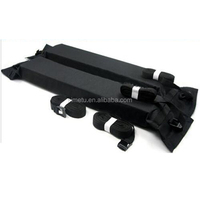 Soft Roof Rack Travel Touring Universal Car Roof Top Carrier Rack Luggage 60KG
