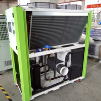 2018 New Design 5ton Industrial Air Cooler for blowing mahine