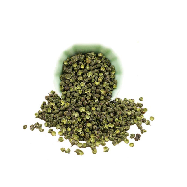 Herb and Spices Dried Sichuan Green Pepper Factory Supply
