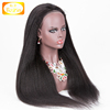 cheap natural kinky straight peruvian human hair full lace wig with baby hair,non synthetic wig for black women