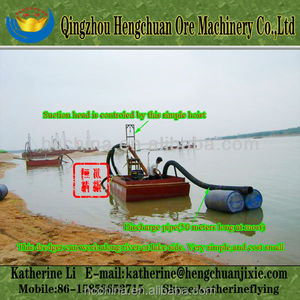 Small Dredging Equipment for River Lake Sand Pumping