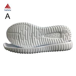 166c9b7e9 Low Price AD Popcorn EVA Light Yeezy Running Sport Shoes Soles 3D PU Balde  Slip-