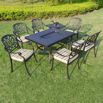 Stupendous Garden Furniture Outdoor Line Patio Furniture Luxury Garden Furniture Barbecue Metal Outdoor Table Buy Metal Folding Table Korean Style Barbecue Caraccident5 Cool Chair Designs And Ideas Caraccident5Info
