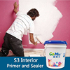 Sealing Wall Surface S3 Best Interior Primer Paint