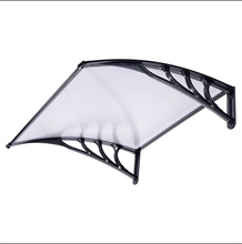 2016 Direct Factory Price uv coated door canopy awning parts