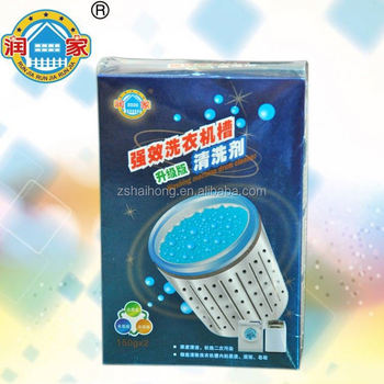 alibaba best sellers Environmental Washing Machine Cleaner with Customized Packaging
