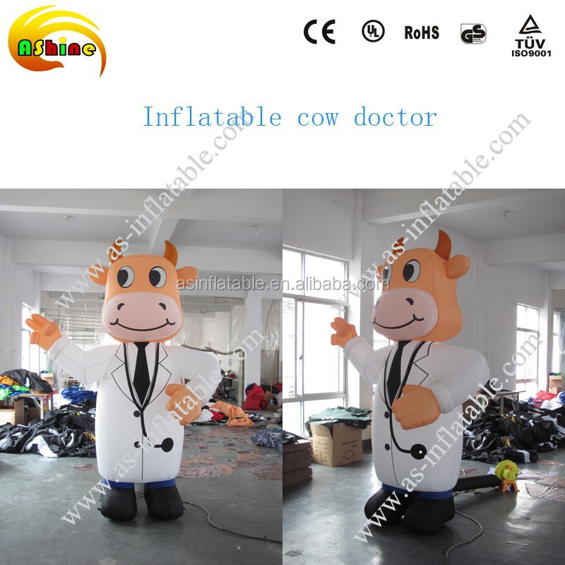 2015 Inflatable cow doctor for sale