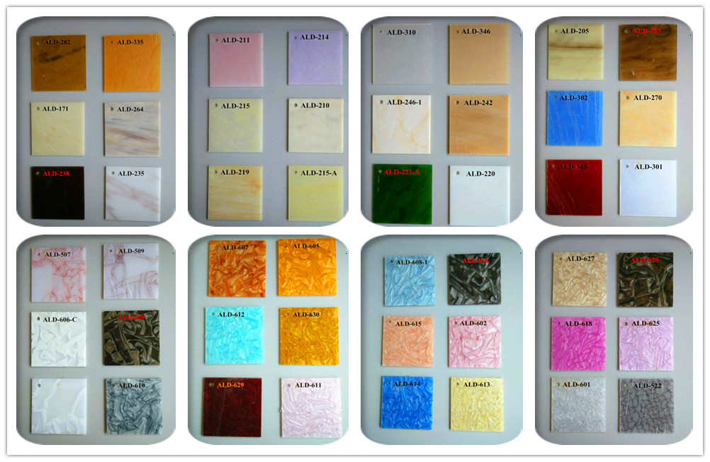 Marble patten PMMA Acrylic sheet