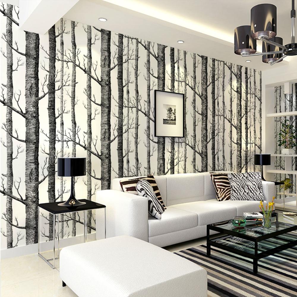 Online Buy Wholesale Wood Veneer Wallpaper From China Wood