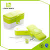 chinese supplier new products kids fruit lunch box with spoon