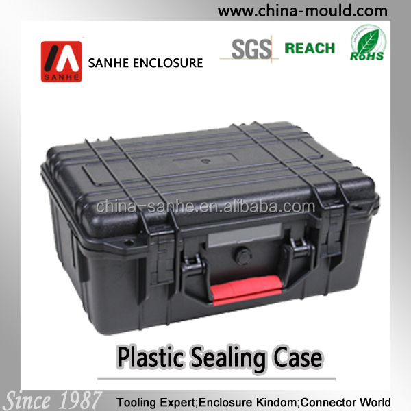 computer or camera abs plastic equipment case