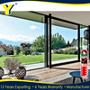 Australian standard triple glass sliding door | marine aluminum sliding door for commercial building use