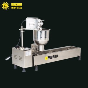 Commercial Gas Used Automatic Jam Donut Machine