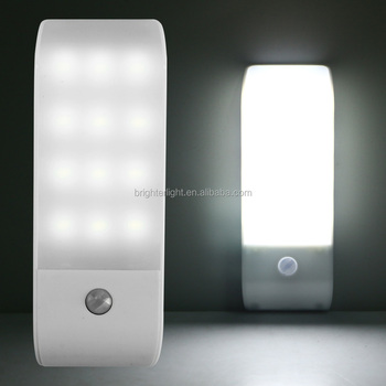 PIR Infrared Motion Sensor Rechargeable night light