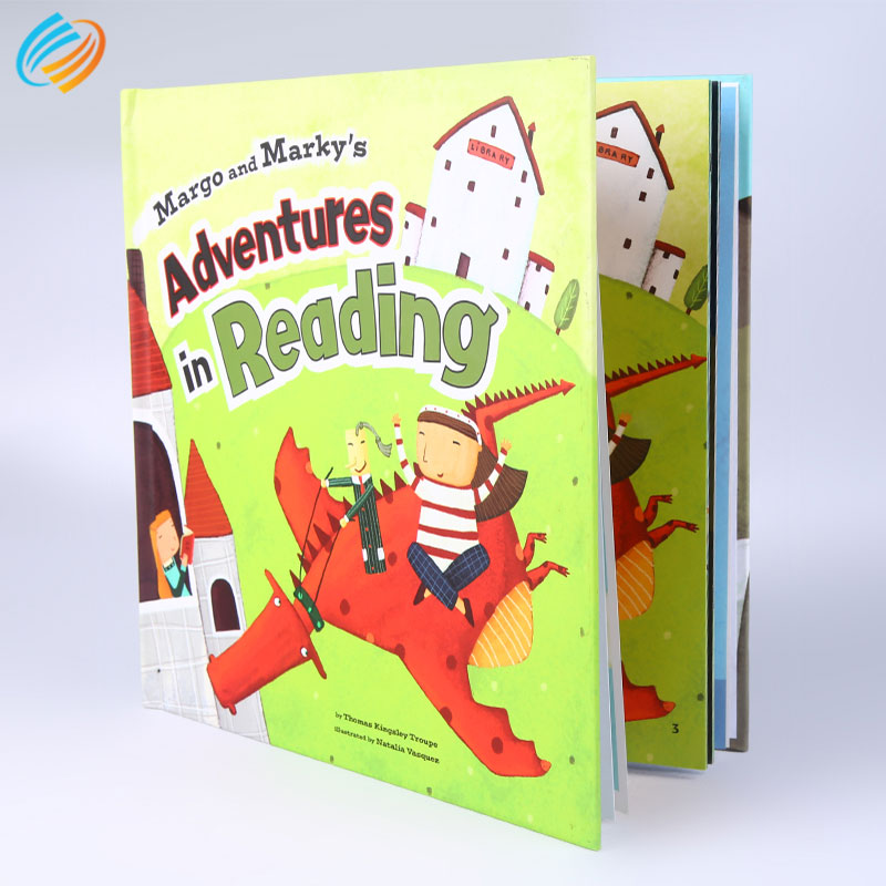 24 Hours Customer Printing Service For Children book
