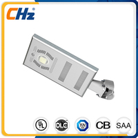 Manufacture price solar led street light all in one TUV GS CE UL CUL DLC