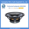 MR15-6 550w high quality pro speaker,100mm voice coil speaker driver unit waterproof audio