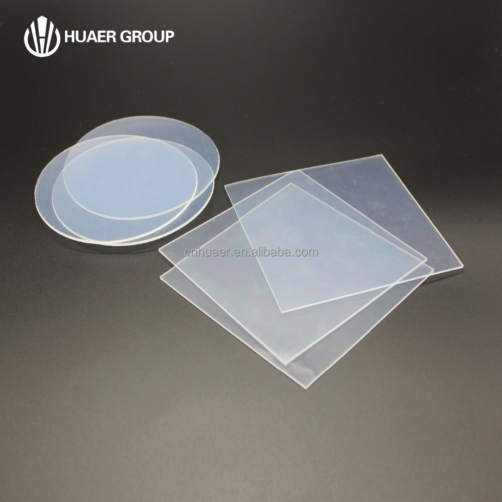 Dental Lab Round Vacuum  0.6 mm Or 0.8 mm Forming Thick Plastic Sheet