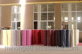 Mihong OEM custom color eco-friendly 80% pp spun-bond nonwoven fabric