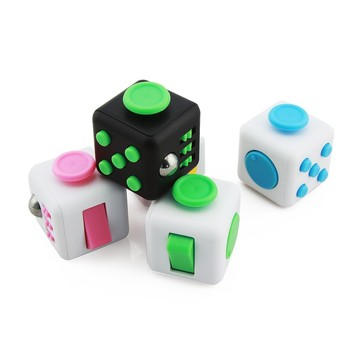 wholesale high quality original package fidget cube all. Black Bedroom Furniture Sets. Home Design Ideas