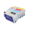 252XL T2521 xl Compatible for Epson WorkForce WF-7620 WF 7610 3640 3620 7725 7710 7720 WF-7725 refill ink cartridge