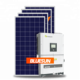 commercial large solar panel 500kw power generator 500kw solar plant