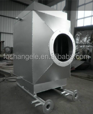 Low price steam heat exchanger/air to air exchanger/fin tube heat exchanger for exhaust gas recovery