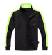 Adult Black And Green Soccer jersey Jacket,Football jersey Jacket